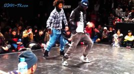 LES TWINS – Juste Debout Japan hip hop