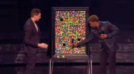 BEST Magic Show in the world – Genius Rubik's Cube Magician America's Got Talent