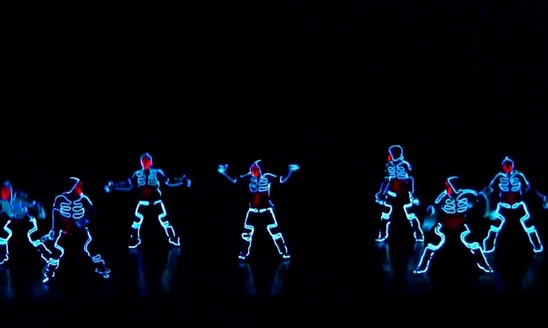 WRECKING-CREW-ORCHESTRA-Amazing-Tron-Dance-Mega-Cooool